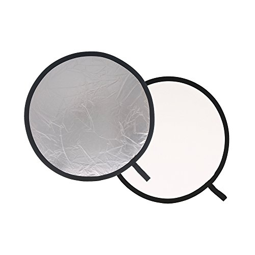 - Lastolite LL LR3031 30-Inch Collapsible Reflector (Silver/White)