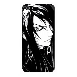KroomCase Naruto Orochimaru Case Cover for iPhone 5
