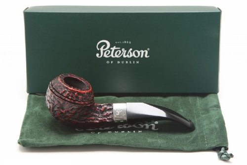 Peterson Donegal Rocky 80S Tobacco Pipe PLIP by Peterson