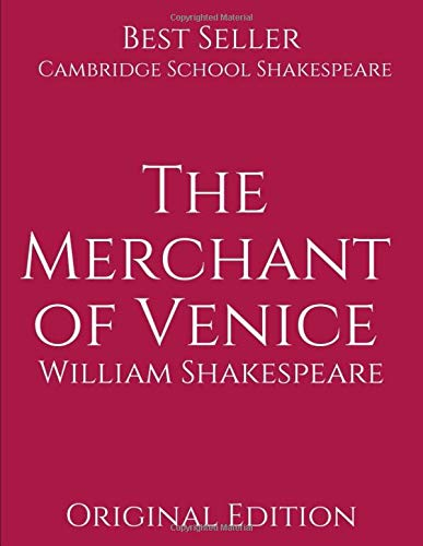 The Merchant of Venice: Cambridge School Shakespeare ( Annotated) First ()