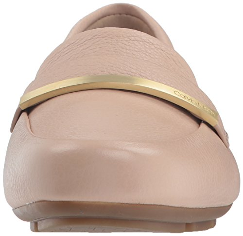Calvin Satin Lilliana Jeans Klein Sheer Women's Loafer gqgWpxAwv1