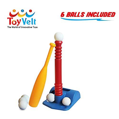 Toyvelt T-Ball Set for