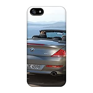 Excellent Design Bmw 6 Series Rear Phone Case For Iphone 5/5s Premium Tpu Case