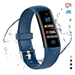 YoYoFit-Lod-Kids-Fitness-Tracker-with-Heart-Rate-MonitorSwimproof-Activity-Tracker-Smart-Watch-Sleep-Monitor-Calorie-Pedometer-Smart-Band-Fitness-Watch-with-5-Sport-Modes-for-Children-Boys-Grils
