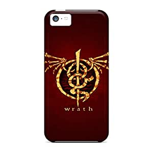 NdqWc12108kRmWf Snap On Case Cover Skin For Iphone 5c(lamb Of God)