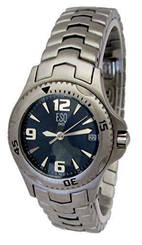 Esq 07100732 Women Blue Dial Stainless Steel