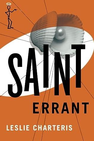 book cover of Saint Errant