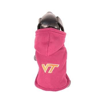 Amazon.com: NCAA Virginia Tech Hokies Polar Fleece Hooded
