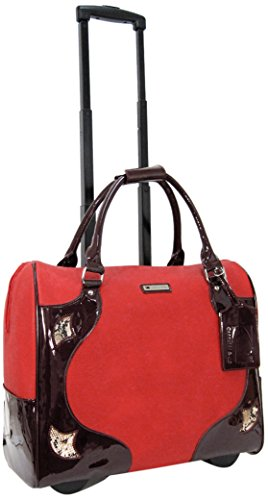 cabrelli-patent-cut-out-15-inch-laptop-rollerbrief-red-one-size