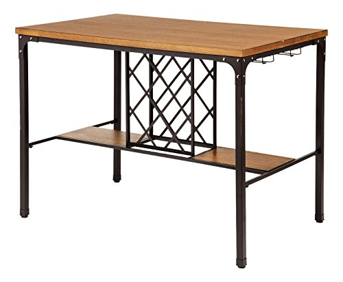 Cheap Acme Furniture 72285 Dora Counter Height Table, One Size, Oak