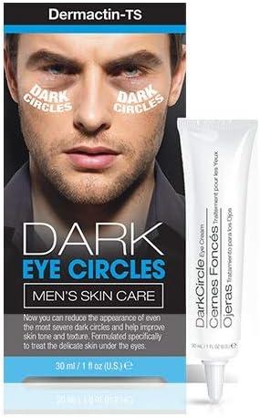 dermactin TS hombre Dark Eye Circles 30 ml (Pack de 4): Amazon.es: Belleza