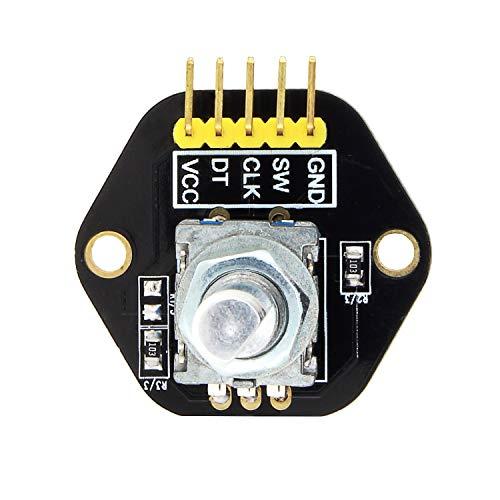 Ctghgyiki Rotary Encoder Module for Arduino AVR PIC LDTR-RM018 Module