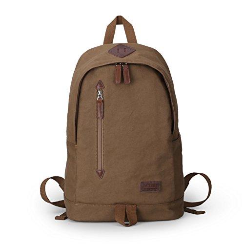 Mochila/La versión coreana del bolso de hombro de los hombres/Bolso de escuela/Los estudiantes de secundaria ocio hombre bolso/Bolsos de la computadora/Mochila de estilo College-A A