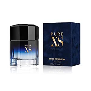 Pure Xs by Paco Rabanne - perfume for men - Eau de Toilette, 100ml