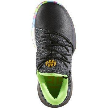 yellow Vol Pink 1 Harden Junior's shock Basketball Black adidas Shoe zaw4WApnq