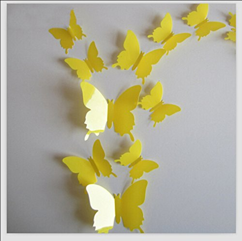 Yellow Decals - 1