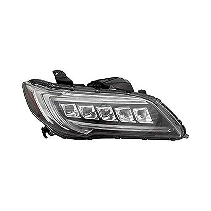 08-12 Accord Sedan V6 Rear Bumper Cover Assembly Primed HO1100245 04715TA1A91ZZ