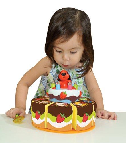 Ks Kids My Singing Birthday Cake Toy