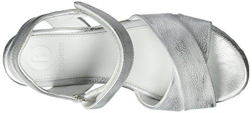 4 sølv Sandaler Den Sølv Kvinder Cannes Bogner qEYaB
