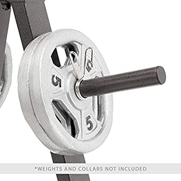 Marcy Standard Weight Plate Tree