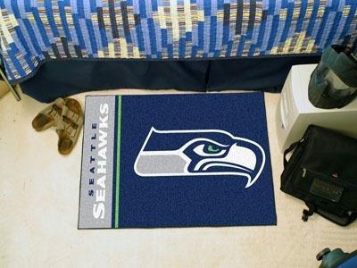 - Fan Mats Seattle Seahawks Starter Rug, 20
