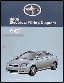 2005 scion tc wiring diagram manual original scion. Black Bedroom Furniture Sets. Home Design Ideas