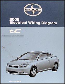 2005 scion tc wiring diagram manual original amazon books Scion tC BMW