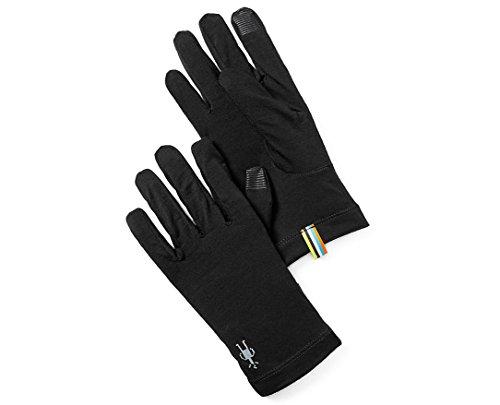 SmartWool Merino 150 Glove (Black) Large (Smartwool Glove Liner)