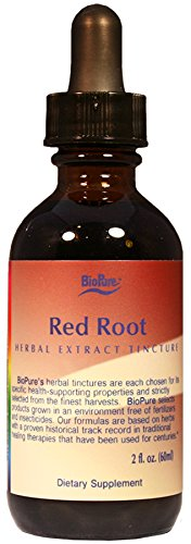 BioPure Red Root Herbal Tincture (2 fl oz, liquid) Review