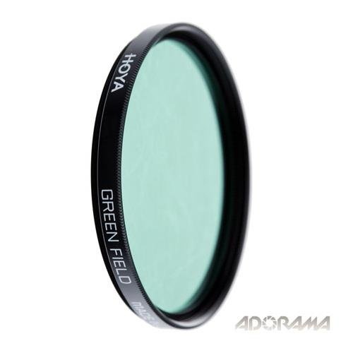 Hoya 67mm Yellow Green Multi Coated Glass Filter (X0) #11 by Hoya