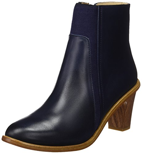 Neosens Ladies S537 Short Skin Midnight / Cynthia Short Boots Blu (mezzanotte)