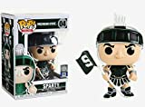 POP! Funko College: Michigan State - Sparty Vinyl Figure