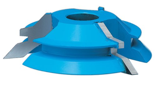 Roman Carbide DC2125 Double Lock Miter, 3/4-Inch Bore