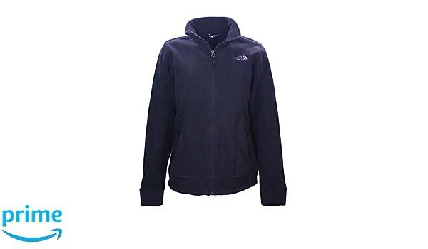36a0c714ae Amazon.com: The North Face Women's Chiara Fleece Jacket Full Zip Sweater,  TNF Black (Medium): Clothing