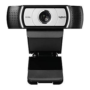 Logitech C930e 1080P Webcam 90-Degree Extended View