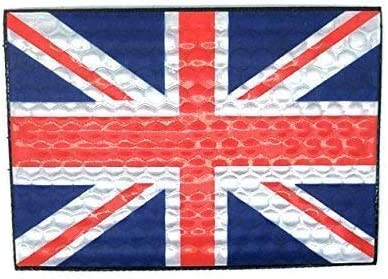 Parche reflectante con la bandera del Reino Unido para Airsoft de Patch Nation: Amazon.es: Deportes y aire libre