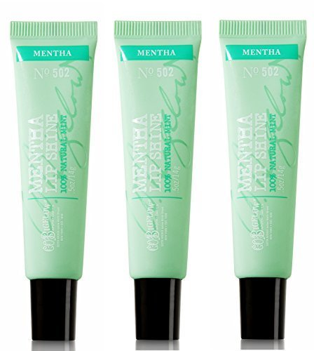 Bath & Body Works C.O. Bigelow Mentha Lip Shine #502 3 - C 3 502