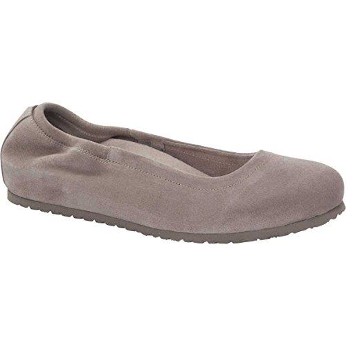Birkenstock Celina Taupe Suede Women's Sandals 36 (US Women's 5-5.5)