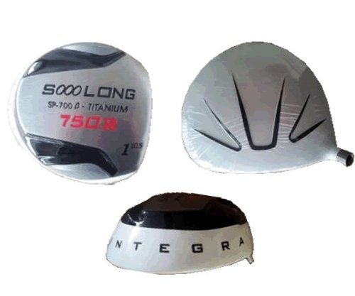 (Non-Conforming Sooolong 750cc Huge Mega Rocket +30 Yard Illegal Golf Driver Heads (10.5*))