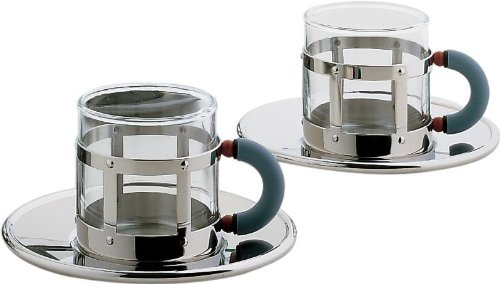 Alessi Michael Graves Mocha Cup Set