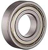 623ZZ 3mm x 10mm x 4mm Shielded Deep Groove Precision Ball Bearings-2000 Bearings