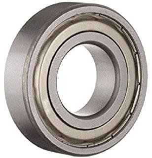 623ZZ 3mm x 10mm x 4mm Shielded Deep Groove Precision Ball Bearings-2000 Bearings by BC Precision