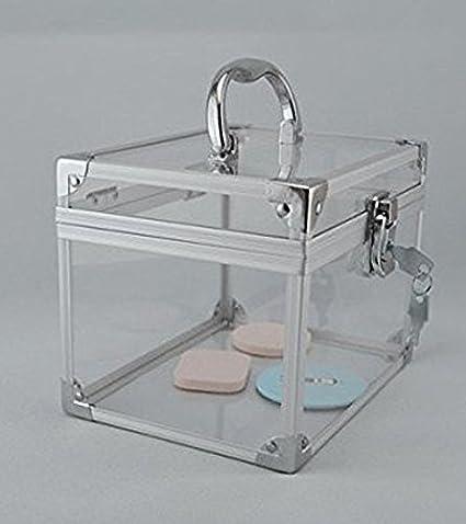 Amazon.com: Aluminio y acrílico Belleza Cosméticos & ...