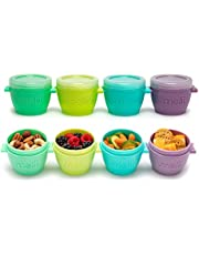 melii Snap & Go Baby Food Freezer Storage Containers & Snack Containers
