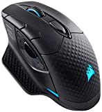 CORSAIR Dark Core SE - RGB Wireless Gaming Mouse - 16,000 DPI Optical Sensor - Comfortable & Ergonomic - Qi Charging