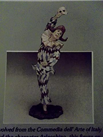 Harlequin; Duncan Royale: History of Classsic Entertainment Figurine (Duncan Royale)
