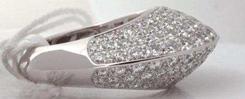 Chopard Diamond White Gold Rin