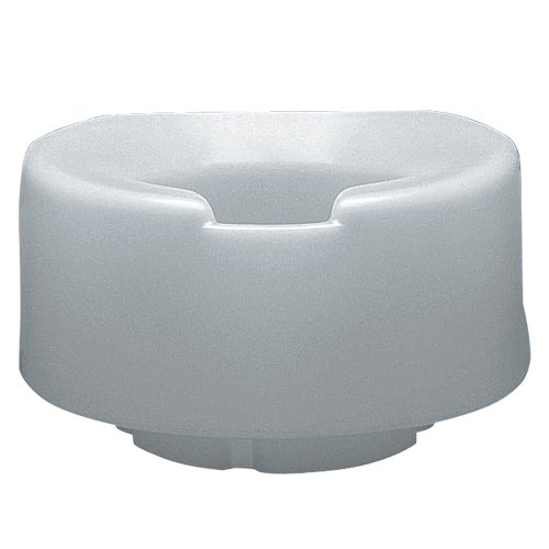 Seat Resistant (SP Ablware Tall-Ette 6-Inch Standard Elevated Toilet Seat (25861000))