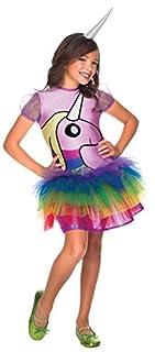 Rubies Costume Adventure Time Lady Rainicorn Child Costume, Medium (B00TTV1R62)   Amazon price tracker / tracking, Amazon price history charts, Amazon price watches, Amazon price drop alerts
