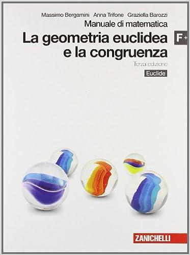 Manuale di matematica (vol. F+)